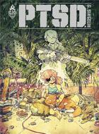 Couverture du livre « P.T.S.D. » de Guillaume Singelin aux éditions Ankama