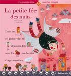 Couverture du livre « La petite fée des nuits » de Placin/Roger aux éditions Lito