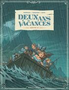 Couverture du livre « Deux ans de vacances T.2 » de Philippe Chanoinat et Frederic Brremaud et Hamo aux éditions Vents D'ouest