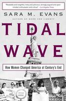 Couverture du livre « Tidal Wave » de Evans Sara aux éditions Free Press
