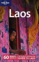 Couverture du livre « Laos (7e édition) » de Elliott et Austin Bush et Ray aux éditions Lonely Planet France