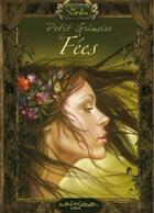 Couverture du livre « Petit grimoire ; des fées » de Sandrine Gestin aux éditions Au Bord Des Continents