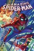 Couverture du livre « All new amazing Spider-Man T.1 » de Dan Slott et Giuseppe Camuncoli aux éditions Panini