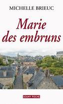 Couverture du livre « Marie des embruns » de Michelle Brieuc aux éditions Lucien Souny
