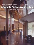 Couverture du livre « Valode & Pistre Architectes /Anglais » de Images Publishing aux éditions Images Publishing