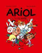 Couverture du livre « Ariol T.12 ; le coq sportif » de Emmanuel Guibert et Marc Boutavant aux éditions Bd Kids