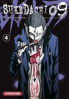 Couverture du livre « Sukedachi 09 T.4 » de Seishi Kishimoto aux éditions Kurokawa