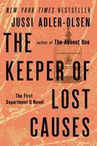 Couverture du livre « The Keeper of Lost Causes » de Jussi Adler-Olsen aux éditions Penguin Group Us