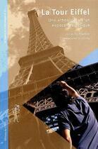Couverture du livre « La tour Eiffel ; ethnologie d'un espace touristique » de Gilles Teissonnieres aux éditions Cths Edition