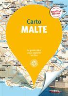 Couverture du livre « Malte (édition 2019) » de Collectif Gallimard aux éditions Gallimard-loisirs