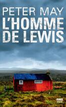Couverture du livre « L'homme de Lewis » de Peter May aux éditions Rouergue