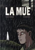 Couverture du livre « La mue » de Leo Quievreux et Tanguy Ferrand aux éditions Carabas