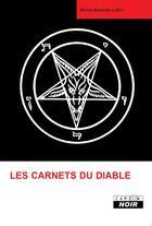 Couverture du livre « Les carnets du diable » de Anton Szandor Lavey aux éditions Camion Blanc