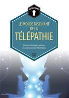 Couverture du livre « Télépathie » de Valery Sanfo aux éditions De Vecchi