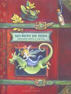 Couverture du livre « Secrets De Fee » de Monrozier et Lulin aux éditions Portes Du Monde