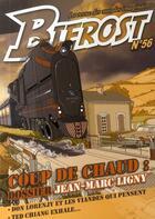 Couverture du livre « Revue Bifrost N.56 ; Coup De Chaud : Dossier Jean-Marc Ligny » de Revue Bifrost aux éditions Le Belial