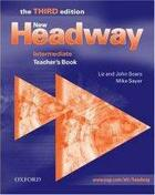 Couverture du livre « New Headway, Third Edition Intermediate: Teacher'S Book » de John Murphy aux éditions Oxford University Press