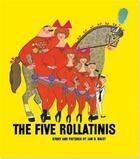 Couverture du livre « The Five Rollatinis /Anglais » de Balet Jan aux éditions Ammo