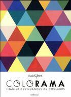 Couverture du livre « Colorama ; imagier des nuances de couleurs » de Cruschiform aux éditions Gallimard-jeunesse