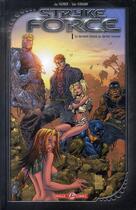 Couverture du livre « Stryke force t.1 ; la dernière chance au dernier moment » de Tyler Kirkham et Jay Faerber aux éditions Bamboo