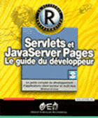 Couverture du livre « Servlets Java Server Pages (Ref Program) » de Saumont aux éditions Eyrolles