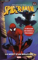 Couverture du livre « Spider-Man T.2 ; la mort d'un bouffon » de Stuart Immonen et Brian Michael Bendis aux éditions Panini