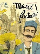 Couverture du livre « Merci facteur ! » de Veronique Massenot et Isabelle Charly aux éditions Elan Vert