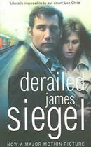 Couverture du livre « Derailed » de James Siegel aux éditions