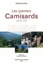 Couverture du livre « Les premiers Camisards » de Henry Mouysset aux éditions Nouvelles Presses Du Languedoc