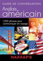 Couverture du livre « Anglais américain ; guide de conversation » de Collectif aux éditions Larousse