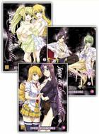 Couverture du livre « Jeux de demoiselles » de Uzuki Nakamura aux éditions Taifu Comics