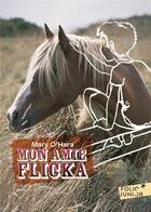 Couverture du livre « Mon amie Flicka » de Mary O'Hara aux éditions Gallimard-jeunesse