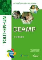 Couverture du livre « DEAMP ; tout-en-un (9e édition) » de Daniele Lenepveu et Jean-Louis Fouchard et Isabelle Sue-Sammut aux éditions Vuibert