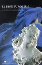 Couverture du livre « Le rire européen » de Alastair Duncan et Anne Chamayou aux éditions Pu De Perpignan