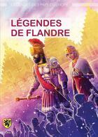 Couverture du livre « Légendes de Flandre » de Eric Vanneufville aux éditions Yoran Embanner