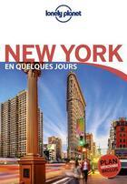 Couverture du livre « New York en quelques jours (6e édition) » de Collectif Lonely Planet aux éditions Lonely Planet France