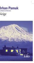 Couverture du livre « Neige » de Orhan Pamuk aux éditions Gallimard