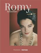 Couverture du livre « Romy ; entretien avec Sarah Biasini » de Jean-Pierre Lavoignat aux éditions Flammarion