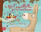 Couverture du livre « La fée Coquillette fait la maîtresse » de Didier Levy et Benjamin Chaud aux éditions Albin Michel Jeunesse