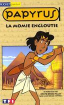 Couverture du livre « Papyrus T.1 ; La Momie Engloutie » de Evelyne Brisou-Pellen et De Gieter aux éditions Pocket