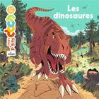 Couverture du livre « Les dinosaures » de Stephanie Ledu et Vincent Caut aux éditions Milan