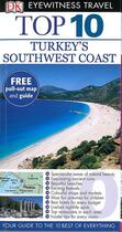 Couverture du livre « TURKEY'S SOUTHWEST COAST » de Collectif aux éditions Dorling Kindersley