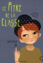 Couverture du livre « Le pitre de la classe » de Louis Sachar aux éditions Bayard Jeunesse