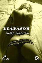 Couverture du livre « Diapason » de Hafed Benotman aux éditions Ska