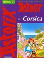 Couverture du livre « Asterix In Corsica » de Albert Urderzo et Rene Goscinny aux éditions Nql