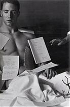 Couverture du livre « Duane michals the adventures of constantine cavafy » de Duane Michals aux éditions Twin Palms
