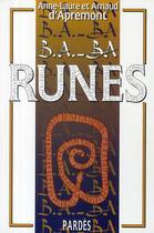 Couverture du livre « Des runes » de Arnaud D' Apremont aux éditions Pardes