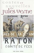 Couverture du livre « Contes et nouvelles de Jules Verne » de Jules Verne aux éditions Ouest France