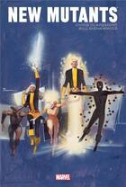 Couverture du livre « Les nouveaux mutants » de Bill Sienkiewicz et Chris Claremont aux éditions Panini