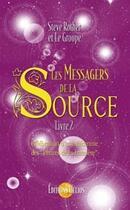 Couverture du livre « Messagers de la source t.2 ; célébration d'une décennie des